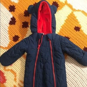Other - Winter bodysuit for baby